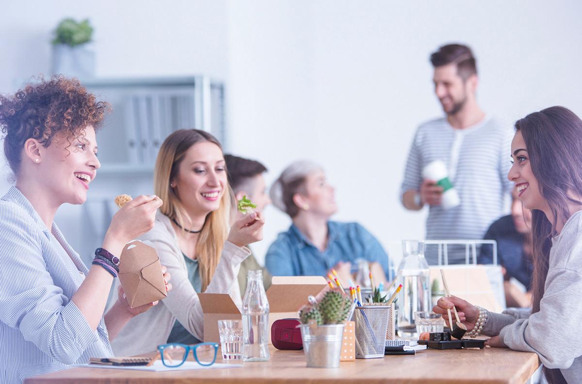 Sodexo Portugal Blog - Melhorar a alimentação no trabalho? É possível.